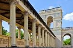 Säulenensemble