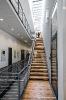 Treppe im Physikalischen Institut