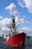 Büttner - Das Feuerschiff der Hansesail