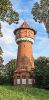 Norbert Thürkow - Wasserturm Gnoien